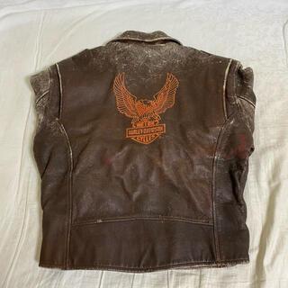 Harley Davidson - Harley-Davidson / ハーレーダビッドソン レザージャケット