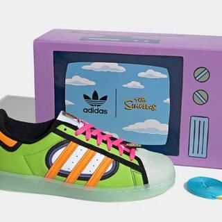 """アディダス(adidas)のシンプソンズ × アディダスオリジナルス スーパースター """"スクイシー""""(スニーカー)"""
