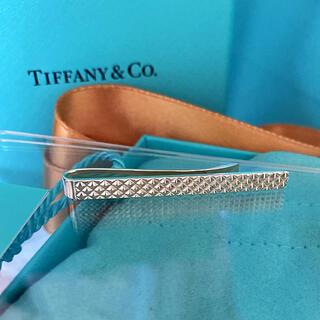 Tiffany & Co. - 新作tiffanyダイヤモンドポイントネクタイピン