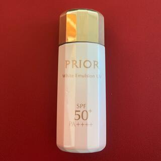 プリオール(PRIOR)のプリオール 高保湿 おしろい美白乳液(乳液/ミルク)