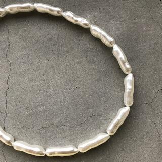 トゥデイフル(TODAYFUL)のhandmade necklace 051(ネックレス)
