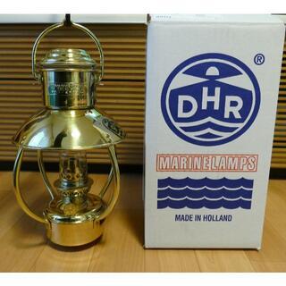 ペトロマックス(Petromax)のDHR オイルランプ 新品未使用品 真鍮 ブラス ランタン オランダ製(ライト/ランタン)