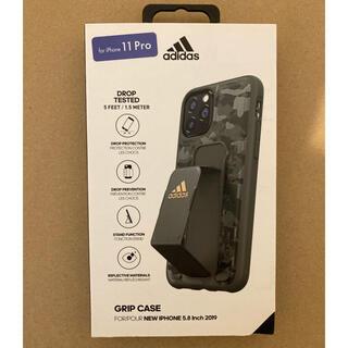 アディダス(adidas)のGW最終値下げ 未使用 iPhone11 アディダス 迷彩柄スマホケース(iPhoneケース)