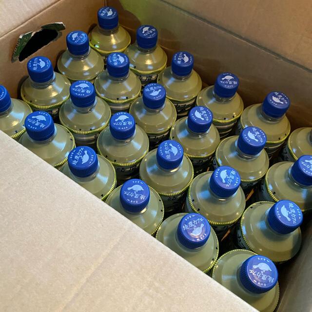 コカ・コーラ(コカコーラ)の綾鷹 抹茶ラテ  食品/飲料/酒の飲料(ソフトドリンク)の商品写真