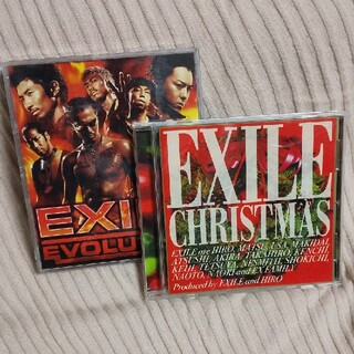 EXILE 2枚セット(ポップス/ロック(邦楽))