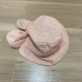 スーリー(Souris)の【未使用】子ども用 帽子46センチ(帽子)