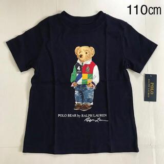 Ralph Lauren - 【今季新作】 ラルフローレン ポロベア   Tシャツ ネイビー110