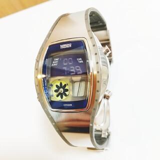 シチズン(CITIZEN)のCITIZEN インディペンデント ケンイシイ 限定モデル 未使用(腕時計(デジタル))