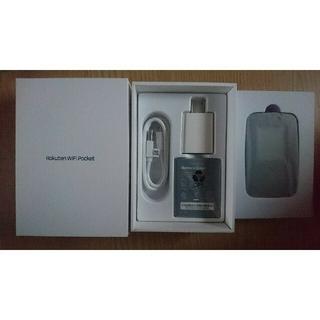 Rakuten - 【新品未使用】 楽天モバイル Rakuten WiFi Pocket R310