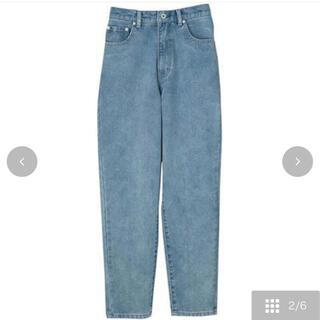 シマムラ(しまむら)のterawear emu デニム Lサイズ 中青(デニム/ジーンズ)