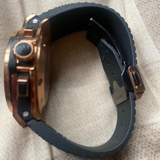 HUBLOT(ウブロ)の値下げ❗️最高級ビッグバン オマージュ メンズの時計(腕時計(アナログ))の商品写真