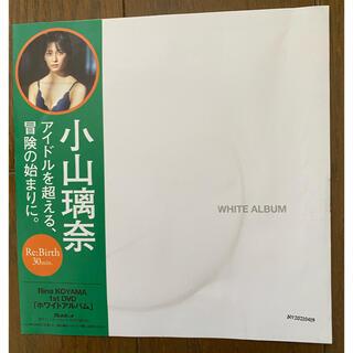 プレイボーイ(PLAYBOY)の❤️小山 瑠奈❤️週刊プレイボーイ付録DVD♪(アイドル)