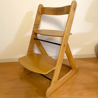 KATOJI - 送料込み katoji ベビーチェア 椅子 ダイニングチェア