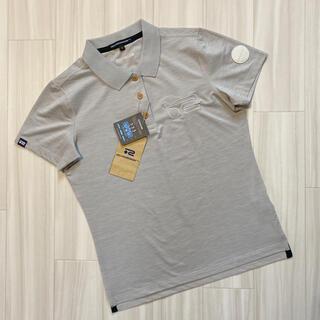 ロサーゼン(ROSASEN)のRosasen ロサーセン クールコアメランジ半袖ポロシャツ M(ウエア)