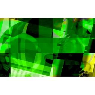 アイエルバイサオリコマツ(il by saori komatsu)のCG抽象画1137 テレワーク スマホ 抽象画(アート/写真)