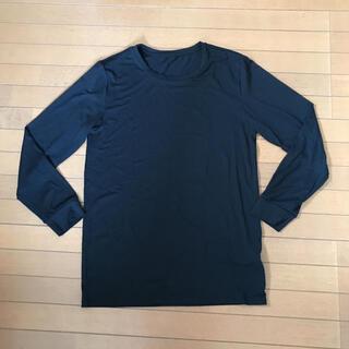 ジーユー(GU)の【美品】GU スタイルヒート M(Tシャツ/カットソー(七分/長袖))