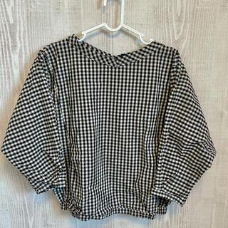 ノーザントラック(NORTHERN TRUCK)のドルマンスリーブチェックシャツ(シャツ/ブラウス(長袖/七分))