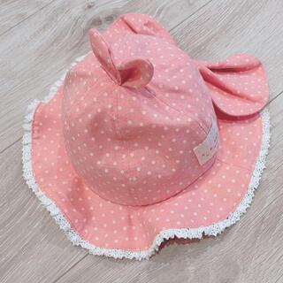 クーラクール(coeur a coeur)のクーラクール 帽子 48cm(帽子)