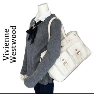 Vivienne Westwood - 【未使用】Vivienne Westwood ヴィヴィアン トートバッグ レザー