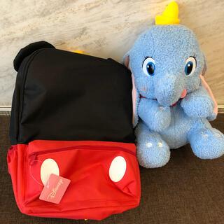 ディズニー ミッキーリュック ダンボ ぬいぐるみ Disney Dumbo(キャラクターグッズ)