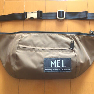 エムイーアイリテールストア(MEIretailstore)のMEI ボディーバッグ(ボディバッグ/ウエストポーチ)
