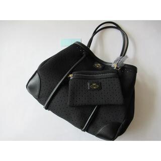 TOCCA - トッカ 新品ブラック ネオプレーン トートバッグ / バッグ / マザーズバッグ