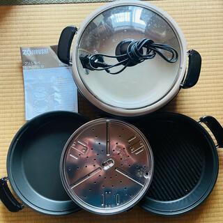 ゾウジルシ(象印)のグリル鍋 EP-GT55(ホットプレート)