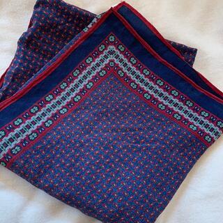ロキエ(Lochie)のシルク100 スカーフ(バンダナ/スカーフ)