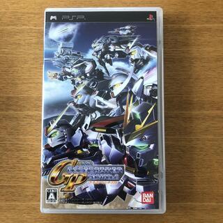BANDAI - SDガンダム Gジェネレーション・ポータブル PSP