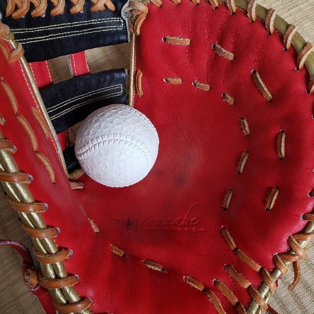 wilson(ウィルソン)のウィルソン ファーストミット スポーツ/アウトドアの野球(グローブ)の商品写真