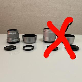 OLYMPUS - マイクロフォーサーズ単焦点レンズ2本 45mm,f1.8 25mm,f1.7
