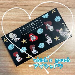 ディズニー(Disney)のwhich's pouch アリエル アイシャドウ(アイシャドウ)