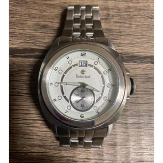 Timberland - Timberland ティンバーランド メンズ腕時計 電池新品 スモセコ