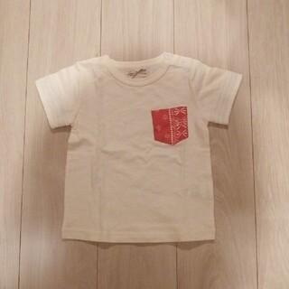 ラブアンドピースアンドマネー(Love&Peace&Money)の新品未使用 ラブアンドピースアンドマネー  T シャツ 90(Tシャツ/カットソー)