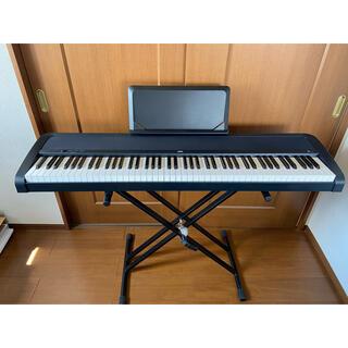 コルグ(KORG)のKORG コルグ 電子ピアノB1  88鍵盤 ブラック(電子ピアノ)