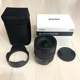 SIGMA - SIGMA 24-70mm F2.8 DG OS HSM EFマウント