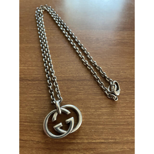 Gucci(グッチ)の大人気!gucci  グッチ モードスト系 ネックレス メンズのアクセサリー(ネックレス)の商品写真