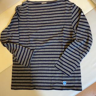 オーシバル(ORCIVAL)のオーシバル ボーダーカットソー(Tシャツ/カットソー(七分/長袖))