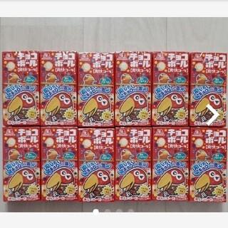 森永製菓 - チョコボール 爽快コーラ×12個セット