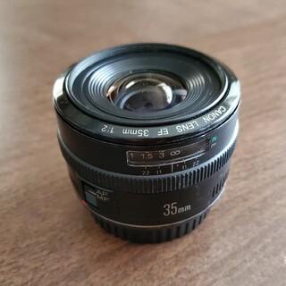 キヤノン(Canon)のCANON EF35mm f2(レンズ(単焦点))