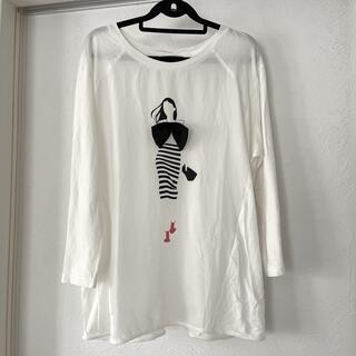 シネカノン(Sinequanone)のトップス(Tシャツ(長袖/七分))