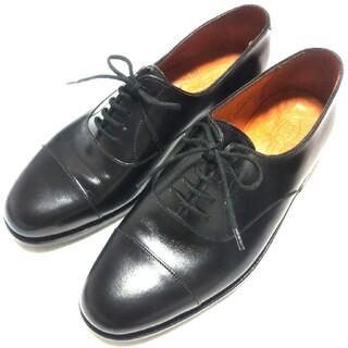 ジェーエムウエストン(J.M. WESTON)の希少 新品  J,M,WESTON  クラッシックラインストレート チップ300(ローファー/革靴)