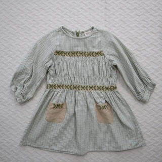 Caramel baby&child  - apolina 20aw ワンピース 2-3y