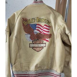 ハーレーダビッドソン(Harley Davidson)のハーレーダビットソン革ジャン(ライダースジャケット)