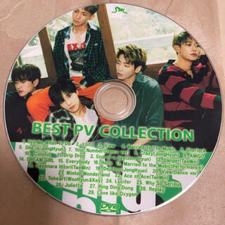 SHINee - SHINee BEST PV COLLECTION DVD