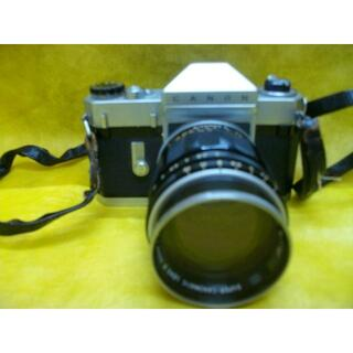Canon - スーパー CANOMATIC レンズ
