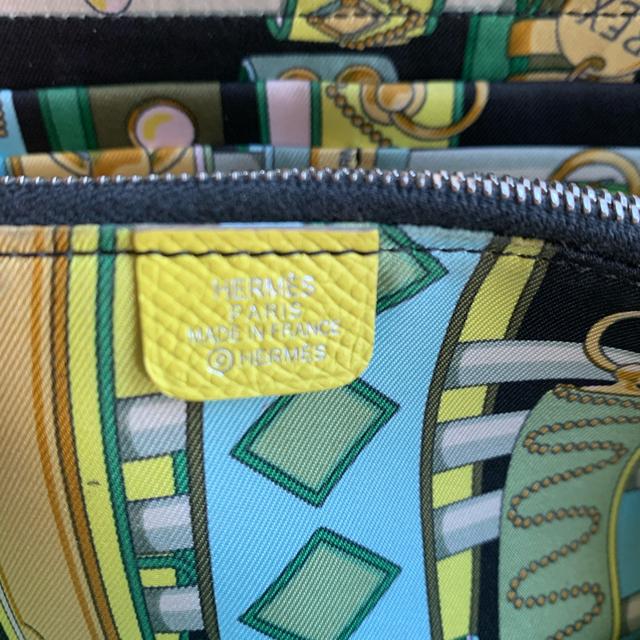 Hermes(エルメス)のエルメスのアザップロングシルクインです🍀 メンズのファッション小物(長財布)の商品写真