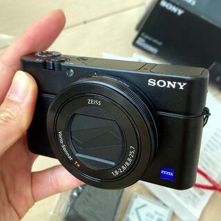 ソニー(SONY)のSONY DSC-RX100M3 デジタルカメラ 美品 おまけ付き(コンパクトデジタルカメラ)