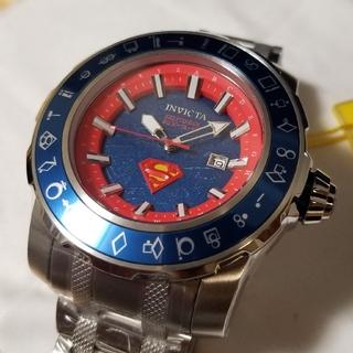 インビクタ(INVICTA)のInvicta 58mm DC Comics スーパーマン オート メテオライト(腕時計(アナログ))