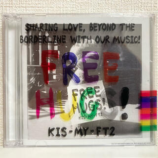 Kis-My-Ft2 - FREE HUGS! (初回盤A)